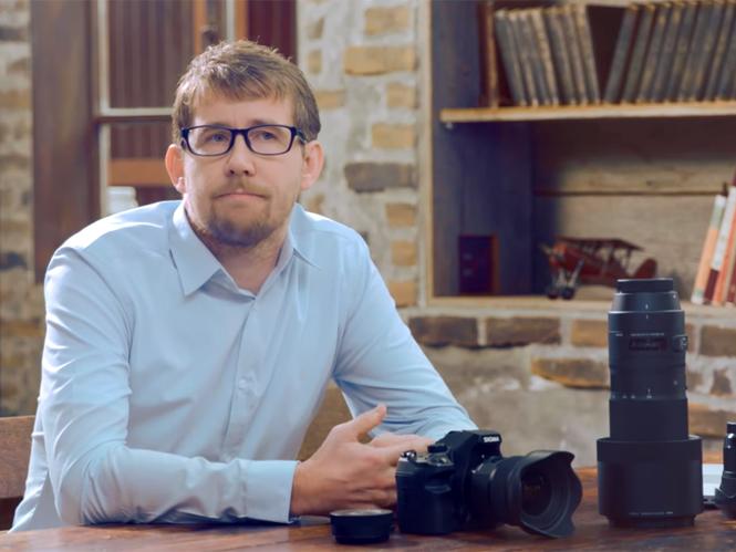 Η Sigma δείχνει σε videos τη χρήση του Sigma USB Dock