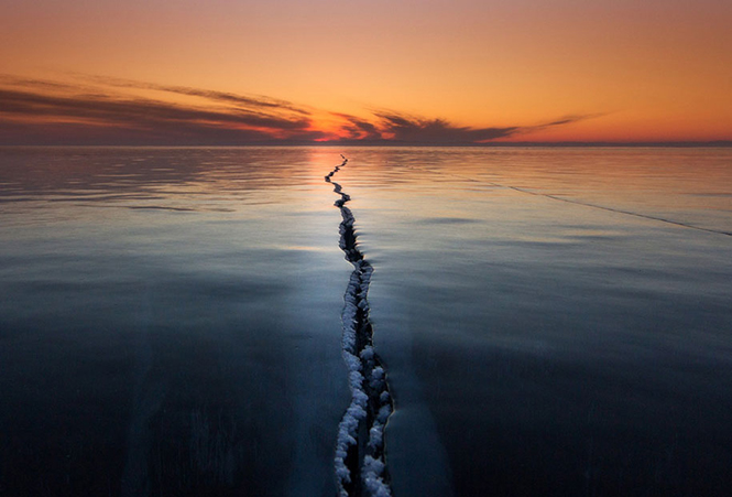 Alexey Trofimov, Λίμνη Βαϊκάλη, Ρωσία