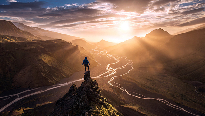 Blinded by Max Rive