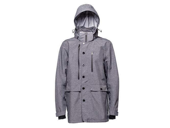 Αυτό είναι το αδιάβροχο jacket της COOPH ειδικά σχεδιασμένο για φωτογράφους