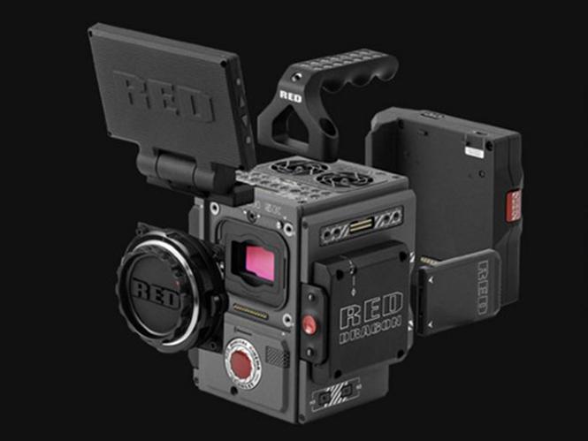 RED Scarlet-W νέα κινηματογραφική κάμερα στα 5K