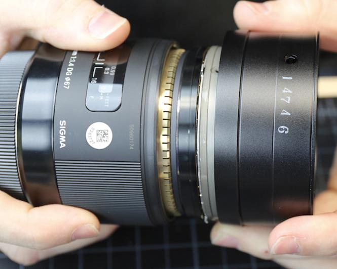 Sigma 35mm-8