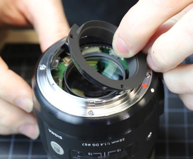 Sigma 35mm-9
