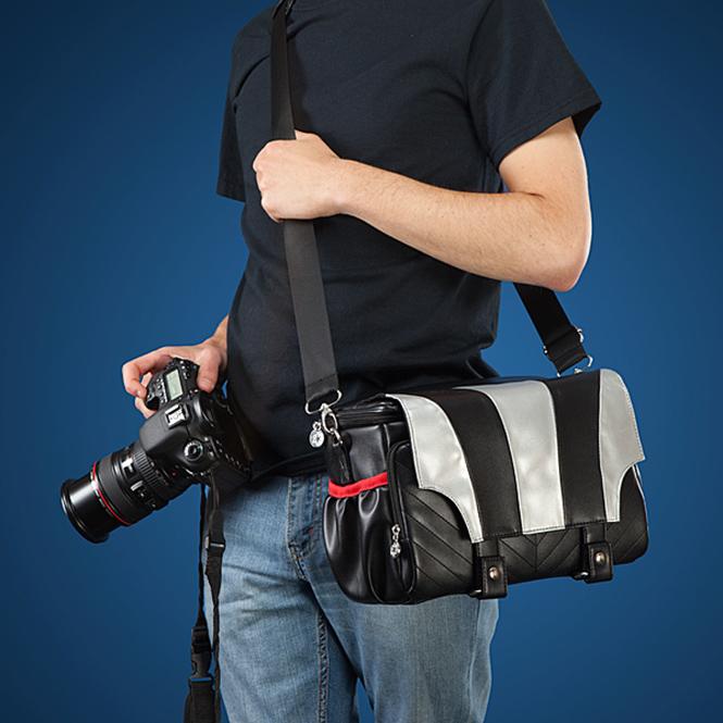 Star Wars Darth Vader Camera Bag-3