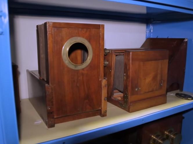 Ξενάγηση στα έγκατα της τεχνολογικής κρύπτης της Kodak