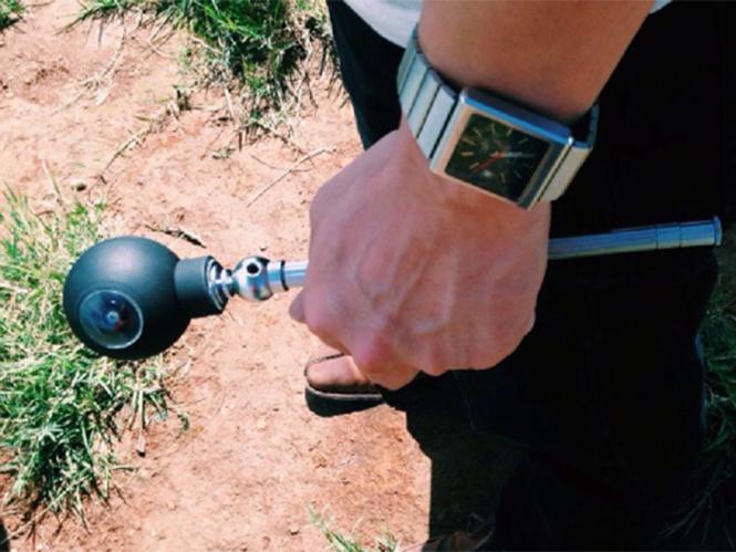 Luna, αυτή είναι η μικρότερη κάμερα στον κόσμο για λήψη videos 360 μοιρών