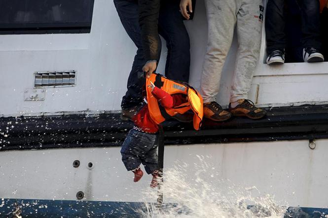 Reuters - Γιώργος Μουτάφης