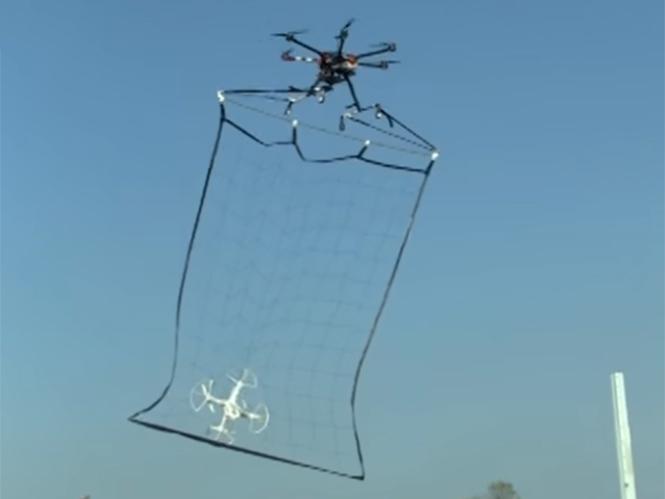 Η αστυνομία στην Ιαπωνία έχει το δικό της drone για να συλλαμβάνει άλλα drones