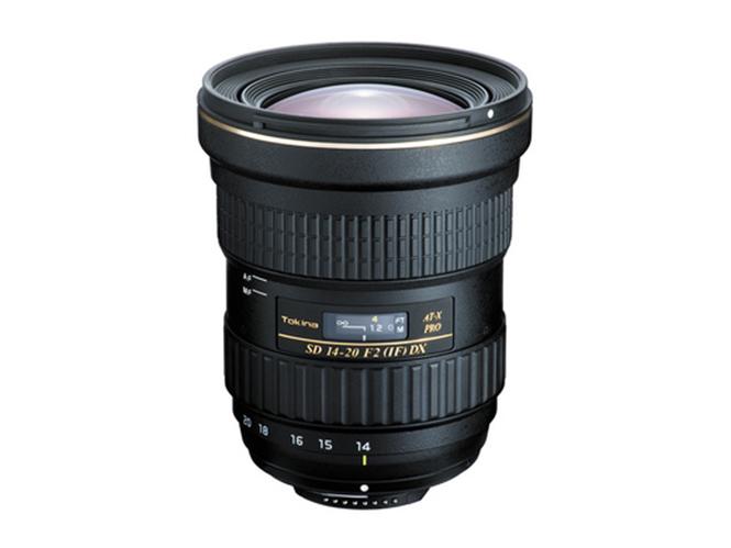 Ανακοινώθηκε ο νέος Tokina AT-X 14-20mm F2 PRO DX