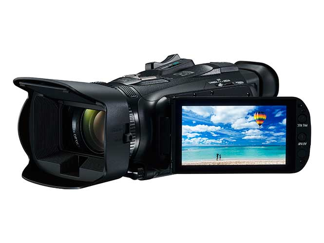 Canon LEGRIA-HF-G40