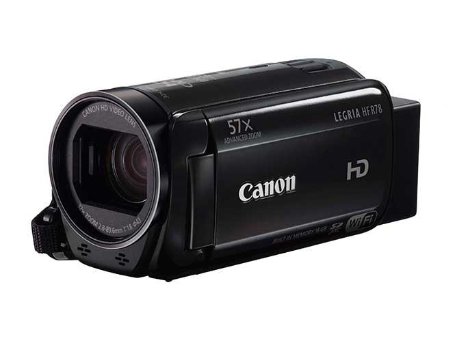 Canon LEGRIA-HF-R78
