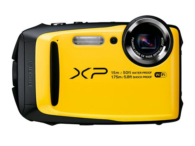 Fujifilm FinePix XP90, νέο μοντέλο με βελτιωμένη οθόνη