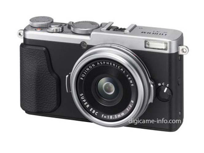 Fujifilm X70, διέρρευσαν φωτογραφίες και χαρακτηριστικά