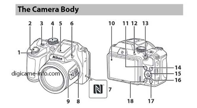 Nikon-COOLPIX-Β500-1