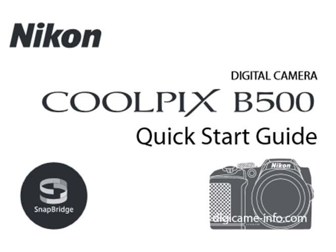 Nikon-COOLPIX-Β500