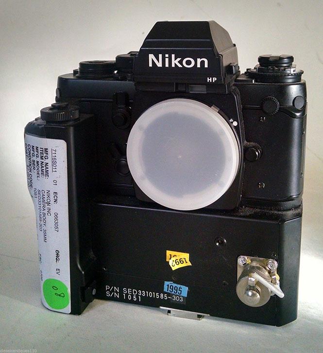 Nikon-F3,-NASA-Space-Shuttle