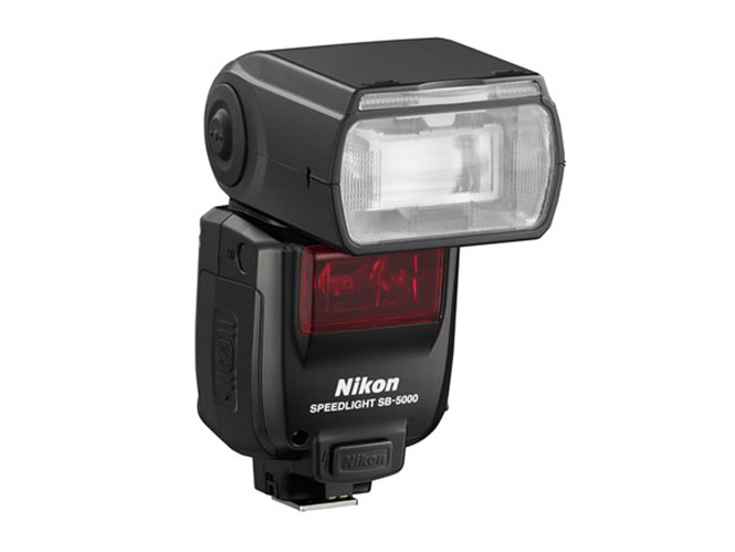 To Speedlight flash Nikon SB-5000 έχει νέο Firmware