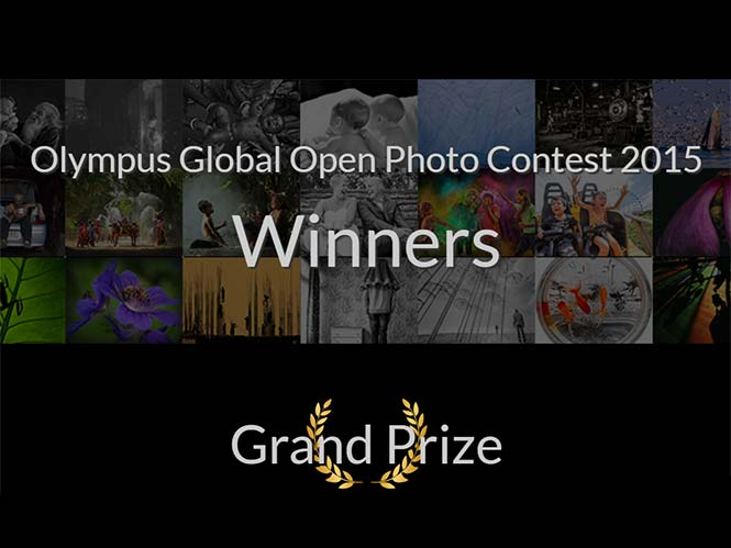 Olympus Global Open Photo Contest 2015, ανακοινώθηκαν οι νικητές