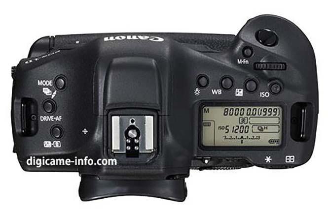Canon EOS-1D X II