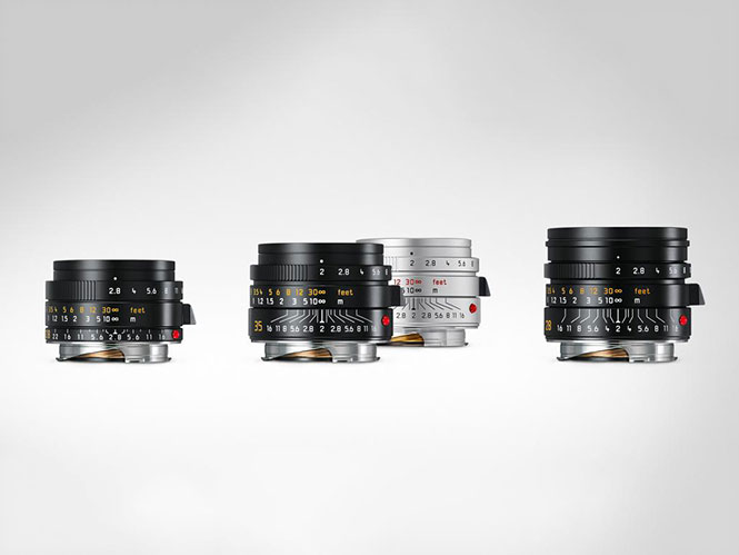 Τρεις νέοι φακοί από τη Leica για το σύστημα M