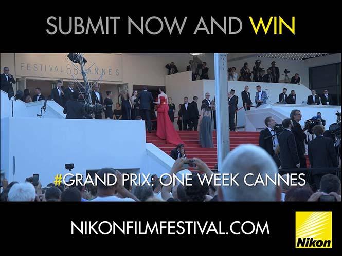 Παράταση για την υποβολή συμμετοχών στο Nikon European Film Festival