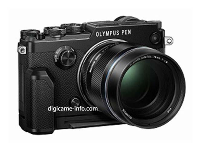 Διέρρευσε η πρώτη φωτογραφία της Olympus PEN-F