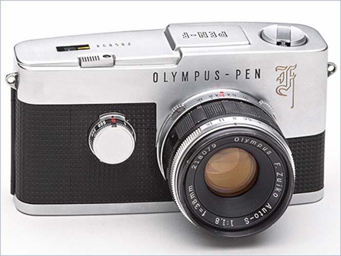 Έρχεται η νέα mirrorless Olympus PEN-F στις 27 Ιανουαρίου;
