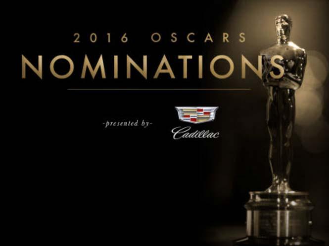 Ανακοινώθηκαν οι υποψηφιότητες για τα Oscars 2016, ψηφίστε για τα δικά μας