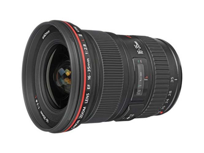 Έρχεται ο νέος φακός Canon EF 16-35mm F/2.8L III