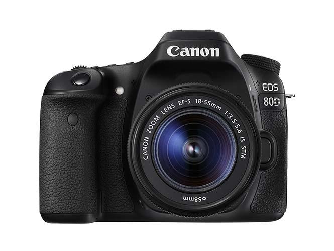 Canon EOS 80D: επίσημες φωτογραφίες και video δειγματα