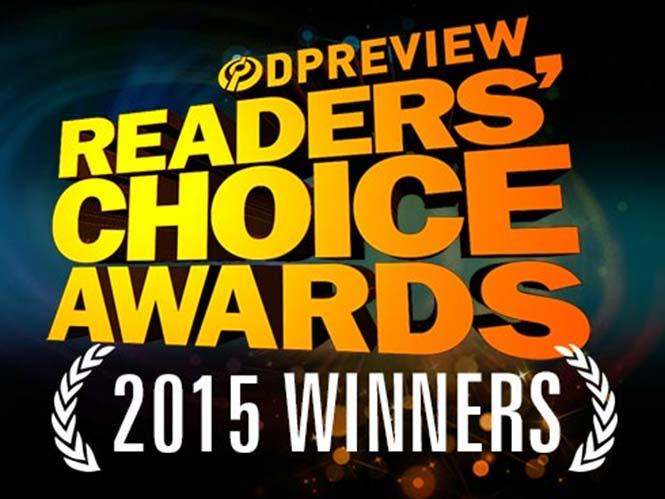 Dpreview: δείτε ποια μηχανή ψήφισαν οι αναγνώστες του ως την κορυφαία του 2015