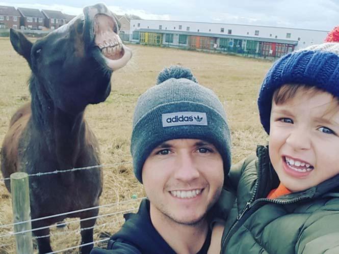 Ιδιοκτήτης αλόγου ζητάει μερίδιο από τον 3χρονο νικητή διαγωνισμού φωτογραφίας