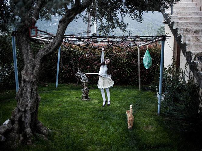 Ο Λουκάς Βασιλικός στο Φωτογραφικό Κέντρο Θεσσαλονίκης
