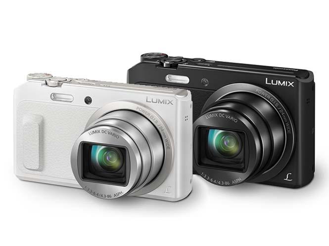 Αναβάθμιση Firmware για τις Panasonic Lumix DMC-TZ57/TZ58 και ZS45