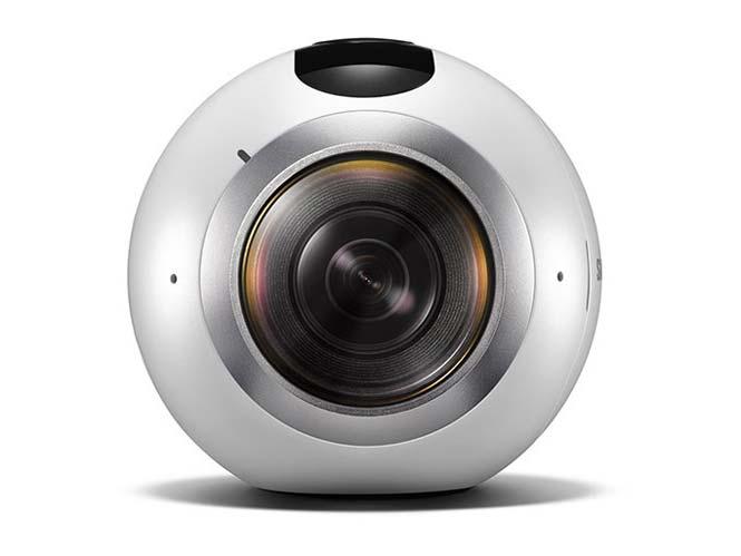 Samsung Gear 360, η νέα σφαιρική κάμερα 360 μοιρών