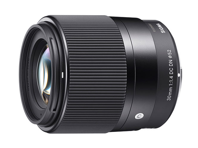 Αναβάθμιση Firmware για τον SIGMA 30mm F1.4 DC DN | Contemporary