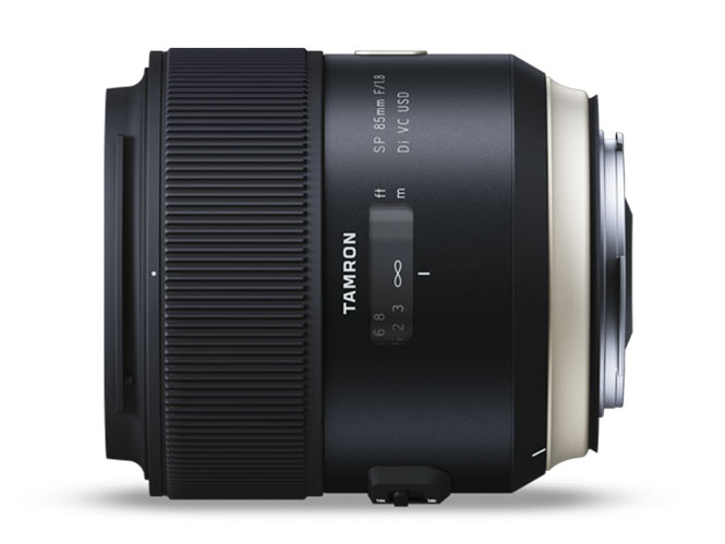 Tamron SP 85mm f/1.8, ανακοινώθηκε η τιμή του