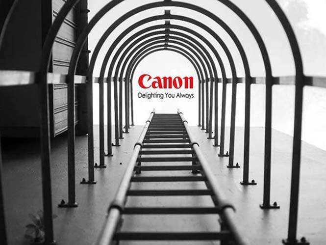 Η Canon τρολάρει τη Nikon με αφορμή την γκάφα της με την φωτογραφία με το αεροπλάνο