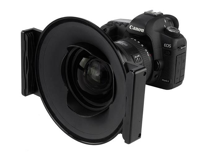 Fotodiox: το σύστημα φίλτρων WonderPana FreeArc διαθέσιμο και για τον Canon EF 11-24mm