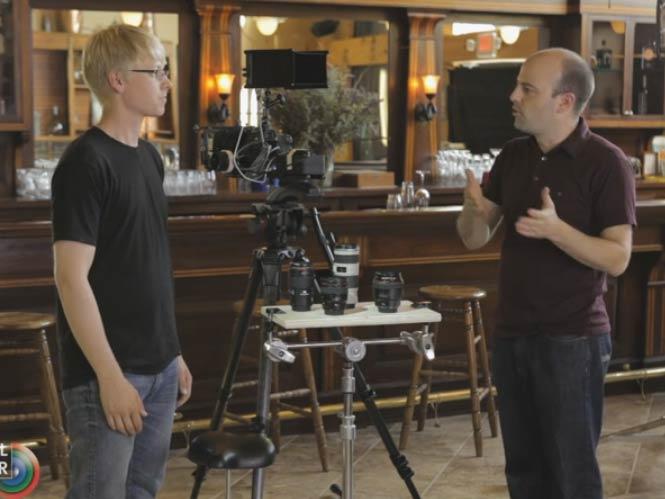 Νέα εκπαιδευτικά videos για λήψη video με DSLR από τη Canon