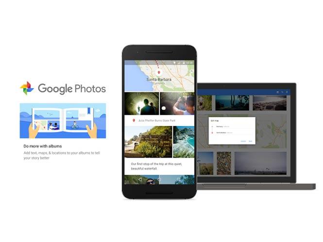 Google Photos: νέα έκδοση με δυνατότητα δημιουργίας έξυπνων albums