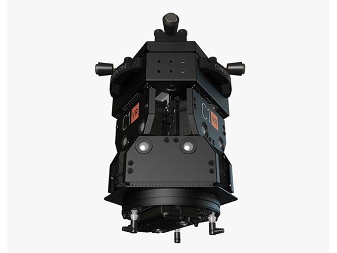 Bison, ειδικό σύστημα για λήψη 3D videos, 360 μοιρών, σε δύσκολες συνθήκες