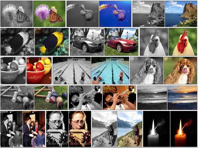 Στο μέλλον ο επιχρωματισμός Α/Μ εικόνων θα γίνεται αυτόματα