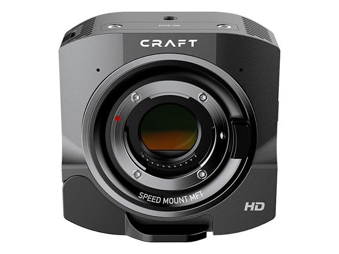 Craft: η πρώτη modular videoκάμερα με δυνατότητα αλλαγής φακού