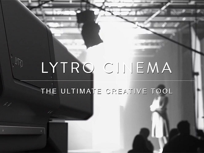 Lytro Cinema camera: 755 megapixels και δυνατότητα αλλαγής της εστίασης μετά τη λήψη