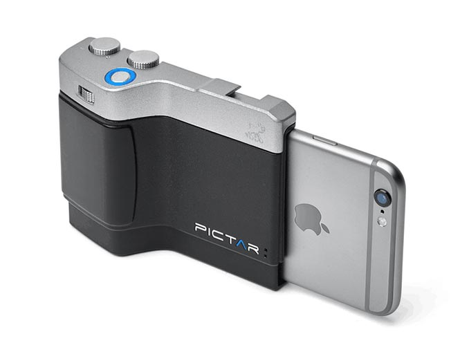 Το Pictar Camera Grip θα δώσει στο iPhone σας χαρακτηριστικά DSLR