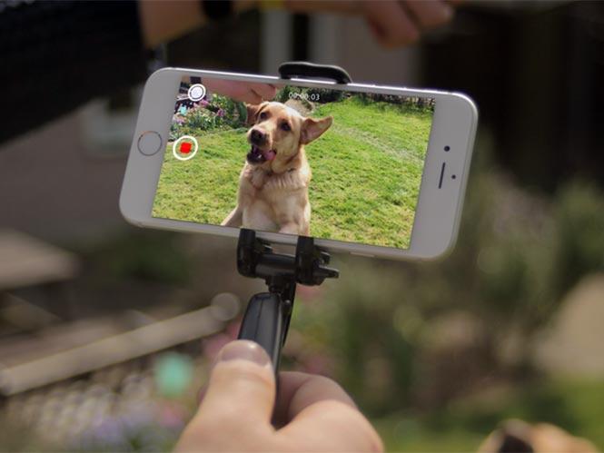 Smoovie: Φθηνό stabilizer τσέπης για Smartphones και GoPro