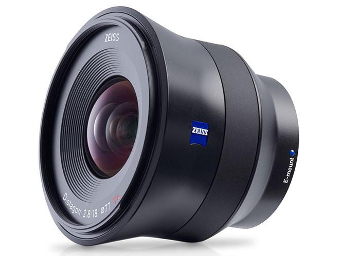 Έρχεται νέος prime φακός ZEISS Batis για τις μηχανές της Sony