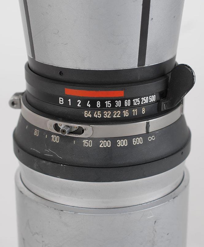 ZEISS Lens NASA