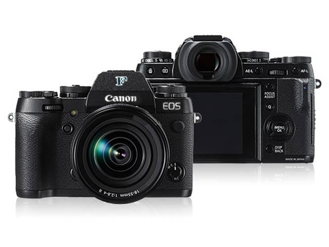 Canon EOS M-F: Ανακοινώθηκε η πρώτη Full Frame mirrorless μηχανή της Canon στα 42 megapixels